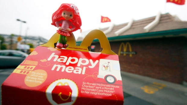 McDonald's testing Happy Meals for breakfast