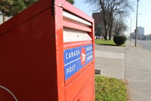 Canada Post is looking at extra mailbox charges for owners of new homes. (Melanie Borrelli / CTV Windsor)