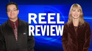 Arms and Julian for Reel Review. (CTV Windsor)