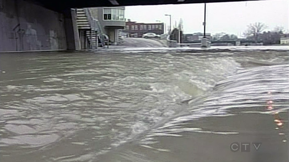 Flooding possible in Thames Valley region | CTV Windsor News
