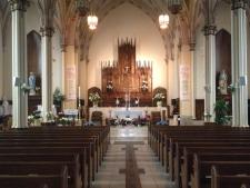 Ste. Anne church