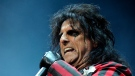 Alice Cooper performs during his concert in Brno, Czech Republic, Friday, July 26, 2013. (AP Photo, CTK/Vaclav Salek)