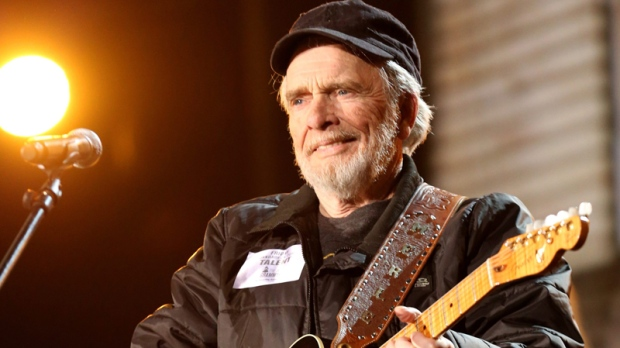 Merle Haggard dies on 79 birthday