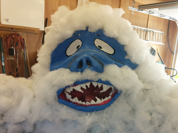 Making the abominable snow monster ctv windsor news