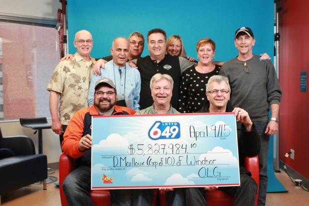 6 49 lotteries njmls member