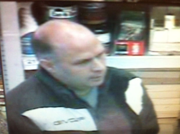 Windsor police are looking for a suspect involved in alleged identity theft. (Courtesy Windsor police)