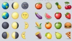 Emojis are shown in a handout photo. People around the world have pledged their love, expressed their frustrations and declared their pressing need for pizza in billions of tweets in the last two years, all using emojis. (THE CANADIAN PRESS / HO)