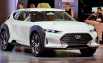 Hyundai Enduro Concept debuts at Toronto auto show (Photo: David Miller/Autofocus.ca)