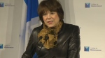 Higher Education Minister Helene David made the announcement at College de Maisonneuve Sunday.