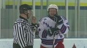 A Swedish hockey team at CARHA is playing in honou