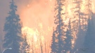 Fort McMurray wildfire - May 3