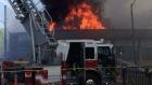 Wyandotte Street fire