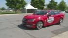 Detroit grand prix hot lap
