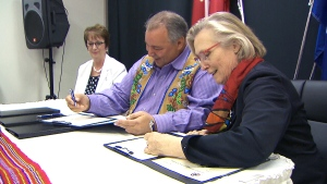 CTV National News: Historic Metis land claim