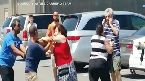 CTV News Channel: Man who filmed brawl speaks