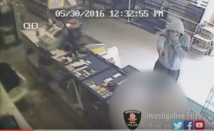 Windsor police are asking for help identifying a suspect after an armed robbery at a convenience store on Lincoln Road in Windsor, Ont. (Courtesy Windsor police)