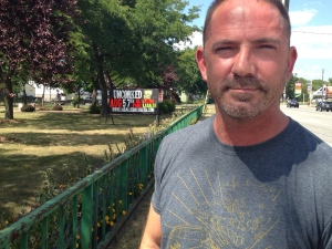 Ian France, organizer of the Uncorked Wine & Food Festival, says the event is cancelled. (Alana Hadadean / CTV Windsor)