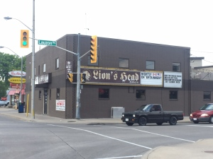 Lion's Head Tavern on Wyandotte Street East in Windsor, Ont., on Tuesday, July 5, 2016. (Alana Hadadean / CTV Windsor)