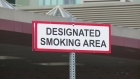 Changes coming to designated smoking area at Windsor hospital.