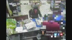 Police released a video of an armed robbery suspect at a Windsor, Ont, store on Wednesday, August 24, 2016. (Courtesy Windsor Police)