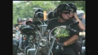 Motorcycle poker runs raises funds that stay in the community.