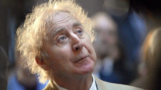 Gene Wilder, 'Willy Wonka' star and Mel Brooks collaborator, dies at 83