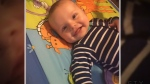 Baby choking on French fry saved