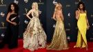 The 68th Primetime Emmy Awards was a night of high fashion and milestone moments.