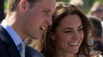 The Duke and Duchess of Cambridge are seen in Yellowknife, N.W.T. Tuesday, July 5, 2011 as they continue their tour of Canada. THE CANADIAN PRESS/Jonathan Hayward