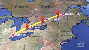 CTV Toronto: Ontario to sign deal with Quebec