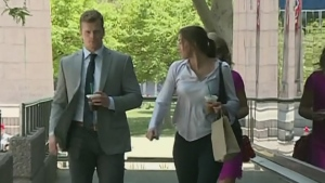 CTV Windsor: Ben Johnson sentencing hearing