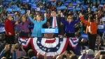 CTV National News: Polls show Clinton ahead