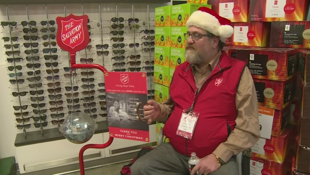 Red Kettle plea: Salvation Army donations way down in Northeast Ohio