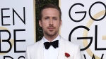 Ryan Gosling arrives at the 74th annual Golden Globe Awards at the Beverly Hilton Hotel on Sunday, Jan. 8, 2017, in Beverly Hills, Calif. (Photo by Jordan Strauss/Invision/AP)