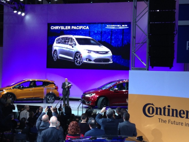 Chevrolet Bolt wins North American Car of the Year