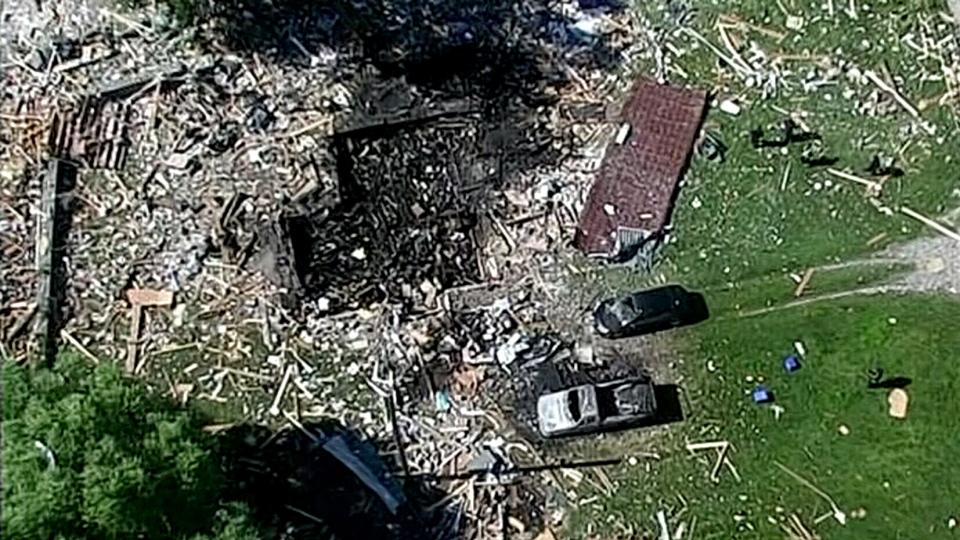 Keluarga mengidentifikasi pasangan yang terbunuh di Ont. ledakan