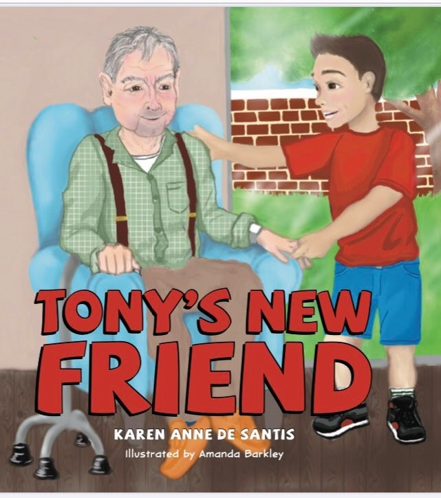 Tony's New Friend