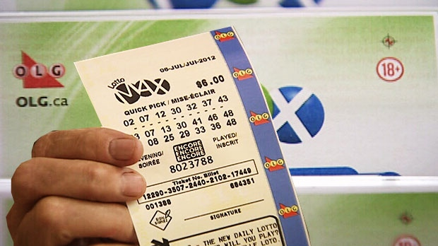 Record Lotto Max Jackpot